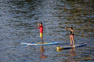 Las 9 mejores tablas de paddle surf hinchables