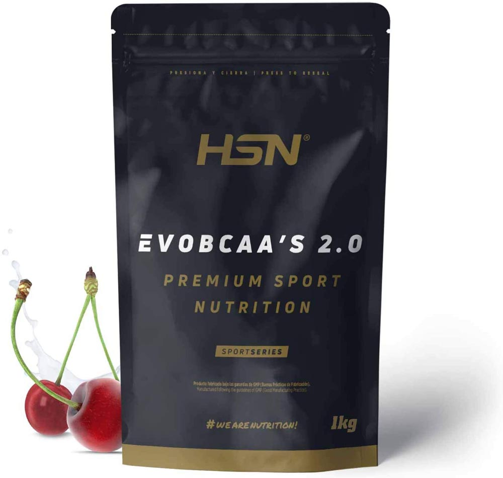 Glutamina HSN EvoBCAA 2.0
