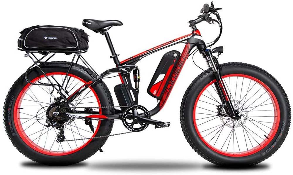 Bicicleta de montaña Extrbici XF 800