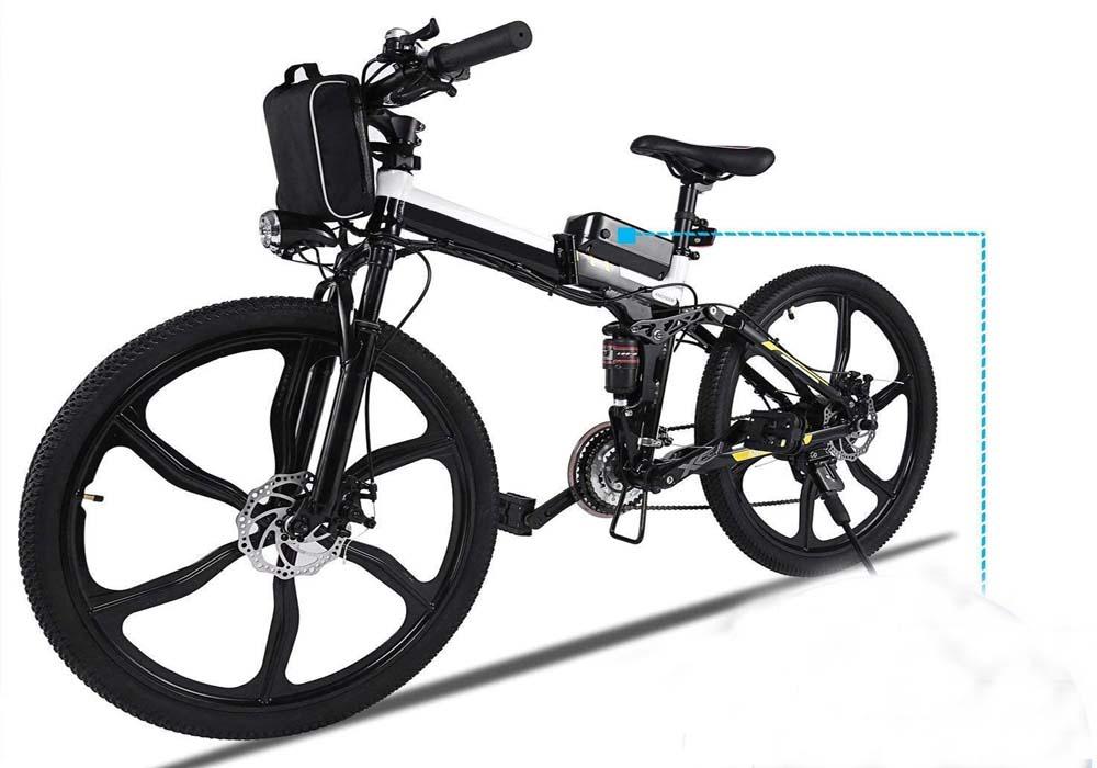 """Bicicleta de montaña Hiriyt 26"""""""