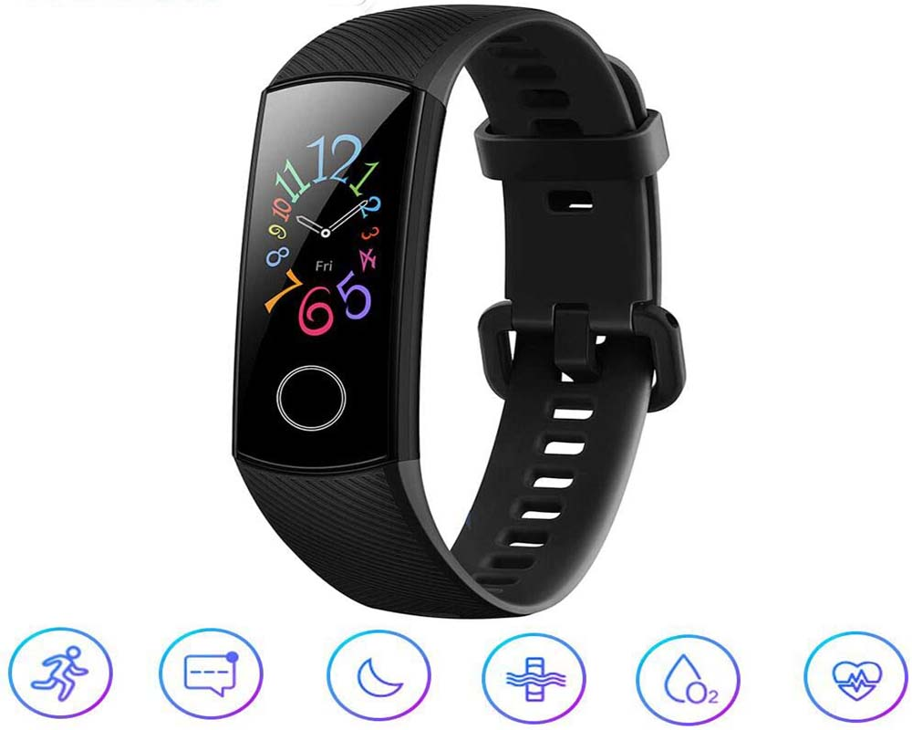 Reloj Pulsómetro Honor Band Bluetooth