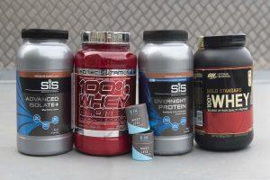 Las 9 mejores proteínas en polvo