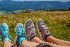 Las 9 mejores zapatillas de trekking de mujer