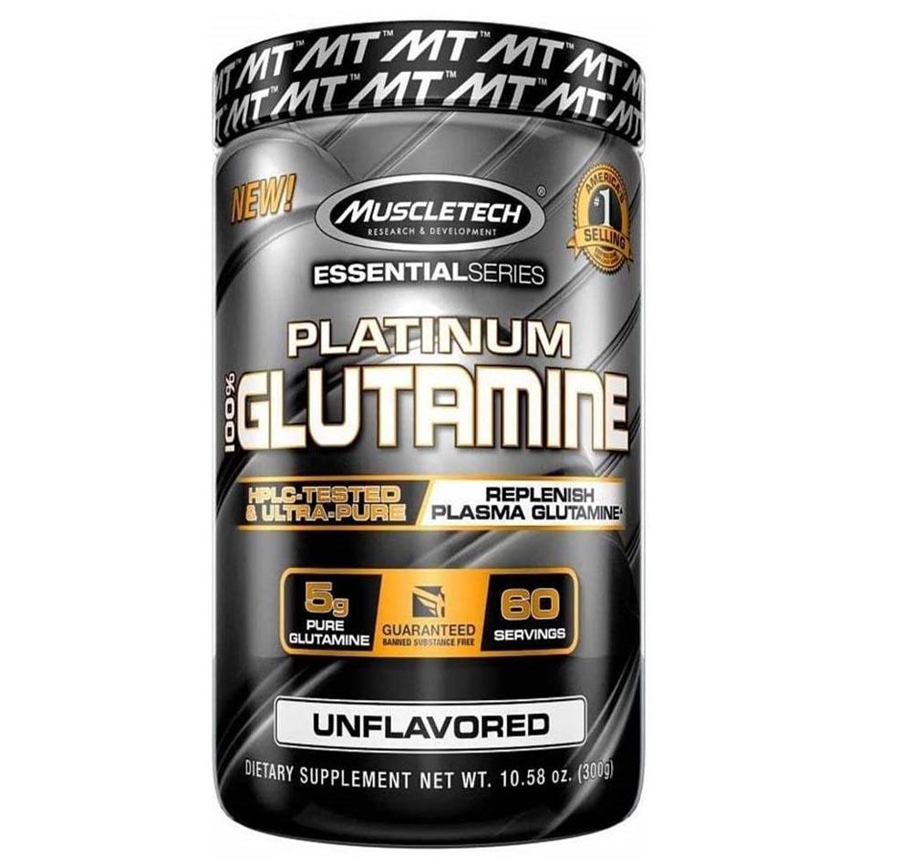 Glutamina Muscletech Platinum