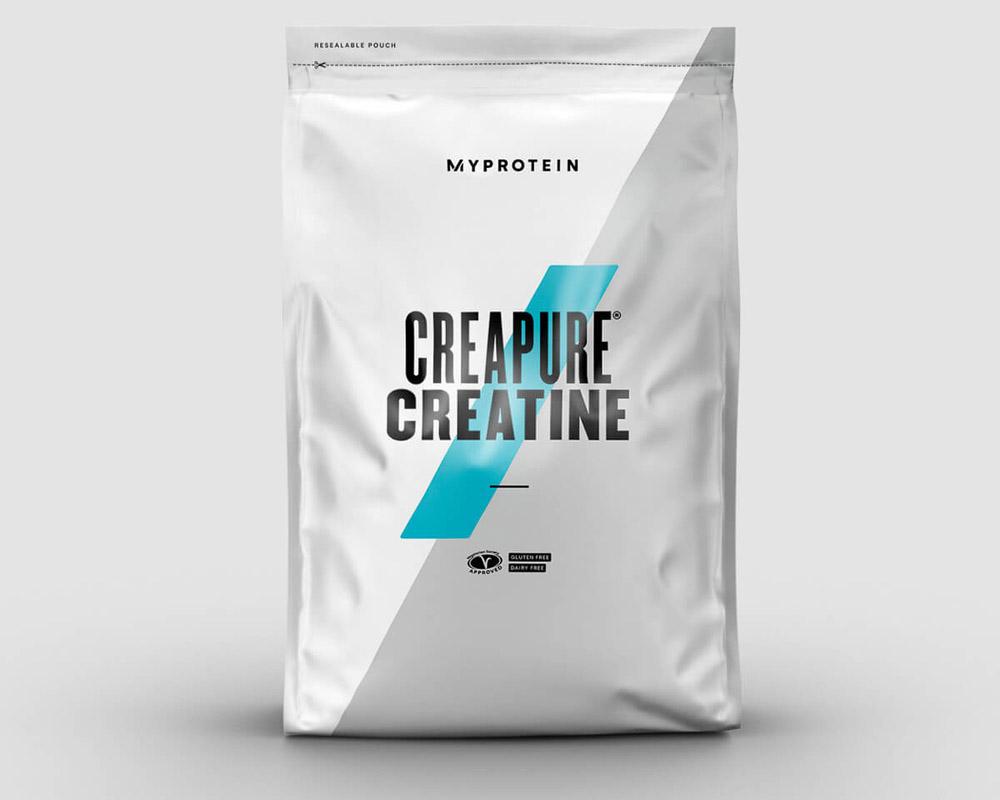 Creatina monohidrato MyProtein CreaPure