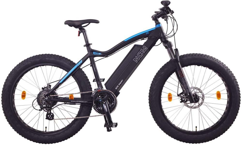 Bicicleta de montaña NCM Aspen