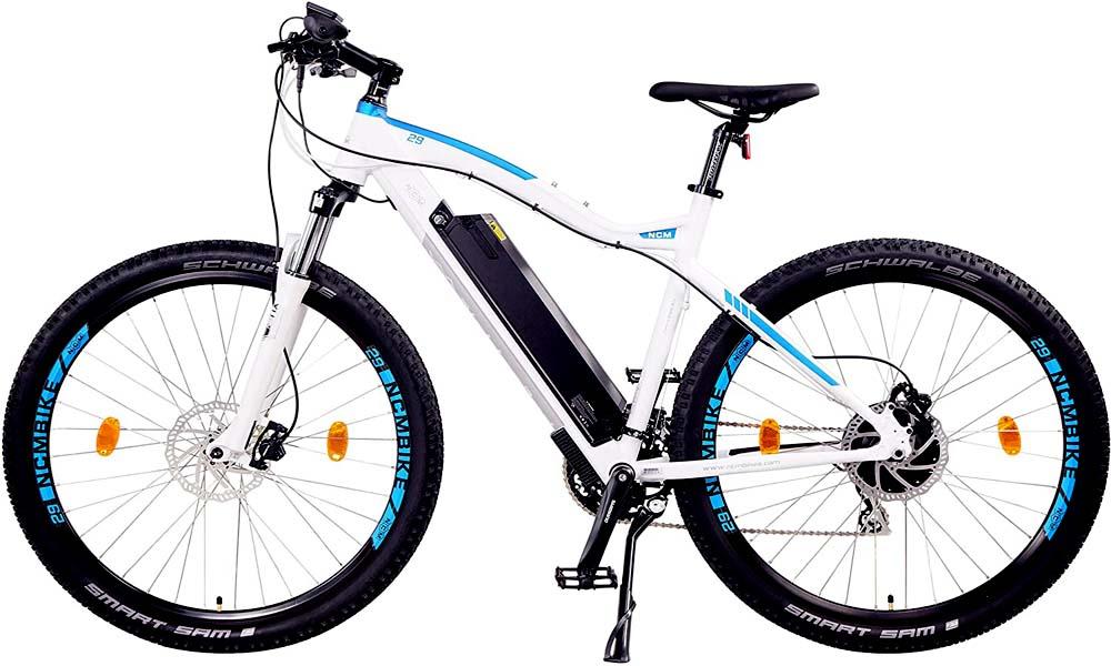 Bicicleta de montaña NCM Moscow Plus