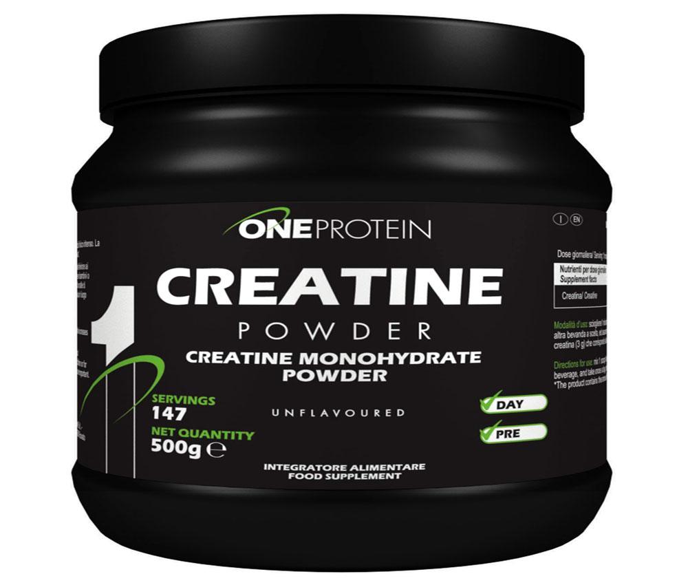 Creatina monohidrato One Protein