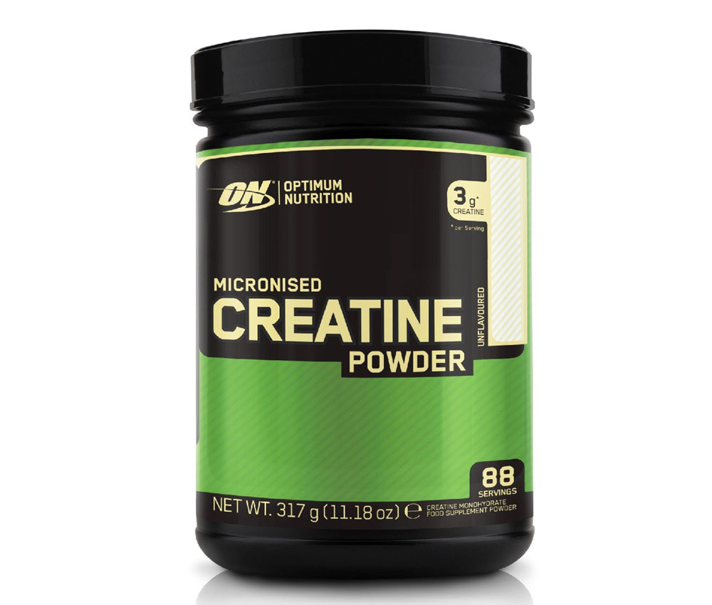 Creatina monohidrato Optimum Nutrition On
