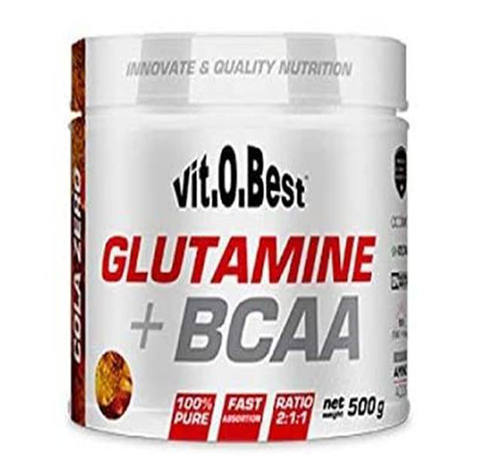 Glutamina VitoBest con BCAA